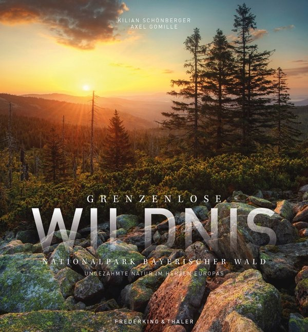 Grenzenlose Wildnis Buch-Cover