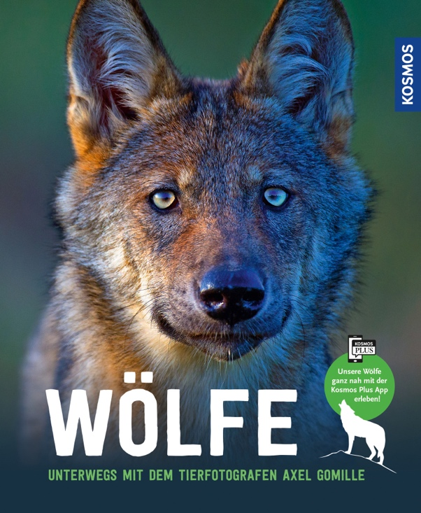 Cover Wölfe - Axel Gomille